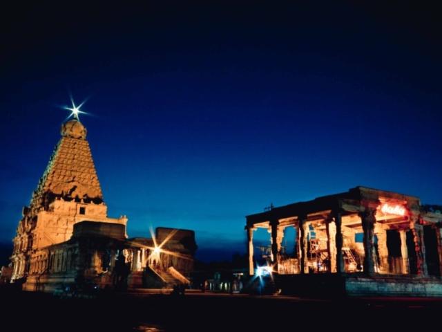 Brihadisvara Temple thanjavur