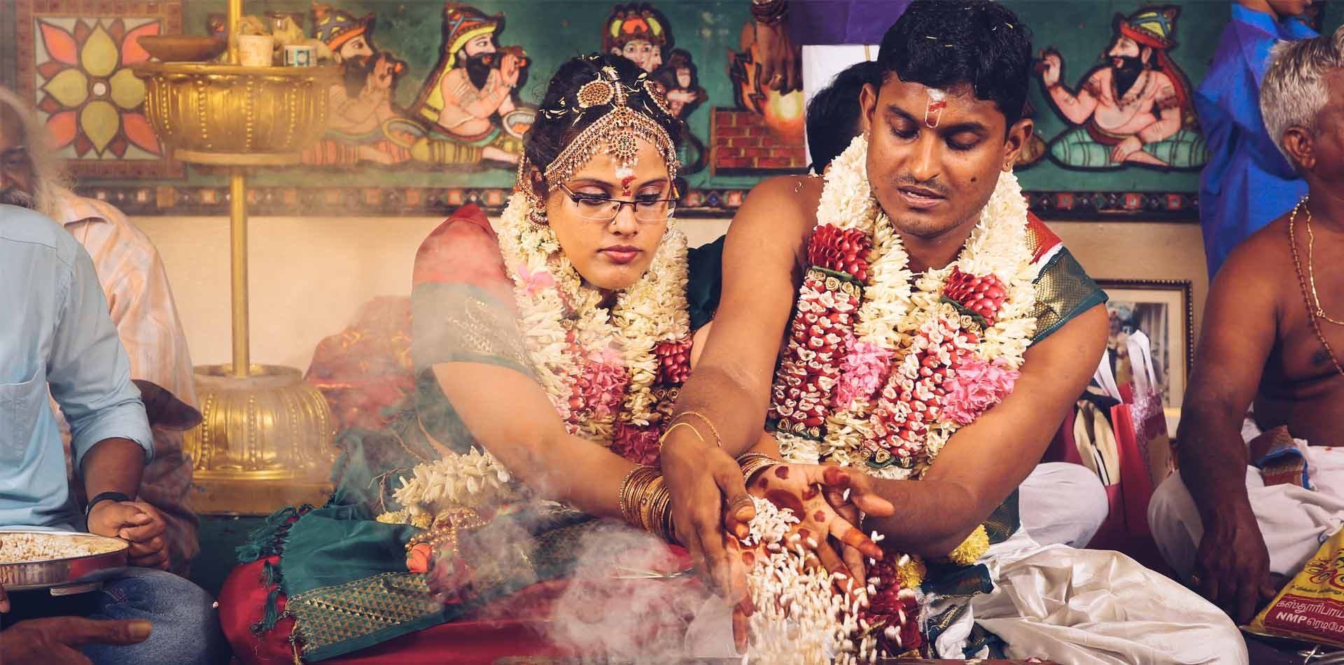 Sathya Narayanan Wedding